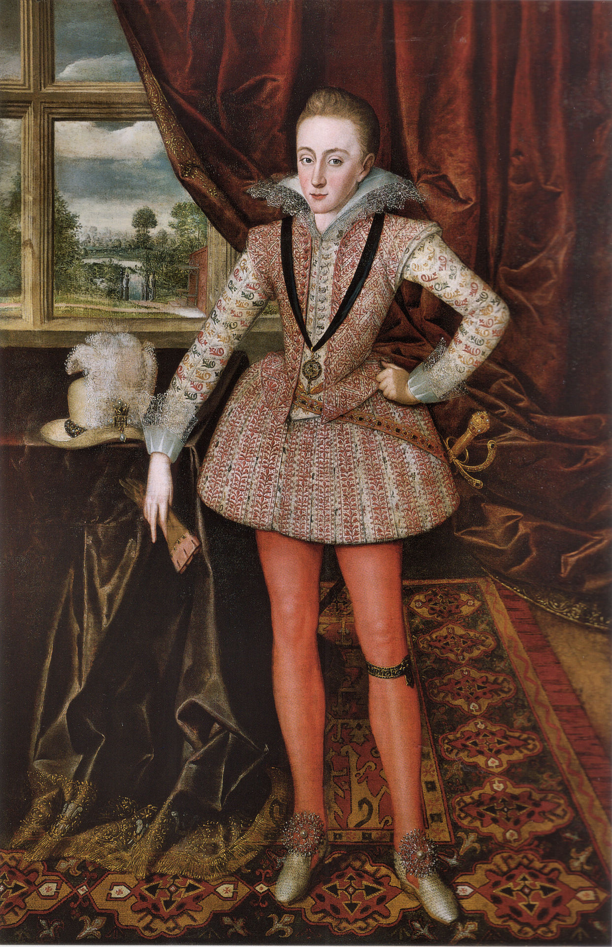 Henry Frederick, Prince of Wales (1594 – 1612)